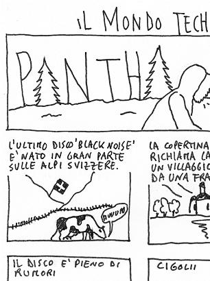 Pantha du Prince – Black Noise