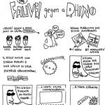 Fauve! Gegen a rhino – Namegivers' avenue