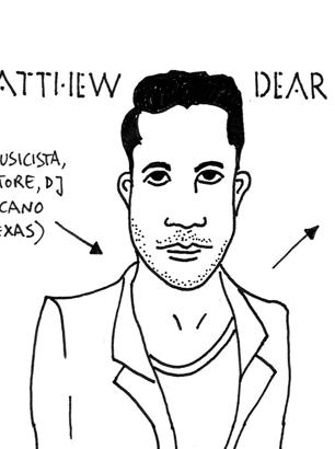 Matthew Dear – Black city