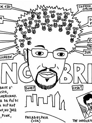 King Britt – The intricate beauty
