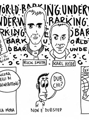 Underworld – Barking