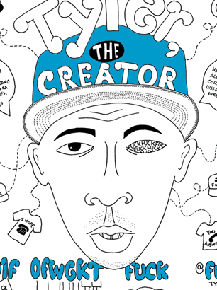 Tyler, the Creator – Wolf